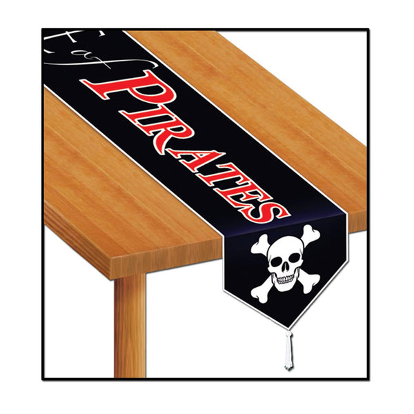 Pirates Table Runner