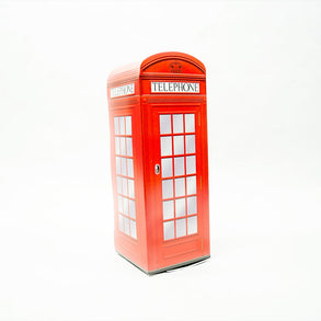 English Phone Booth Favor Boxes