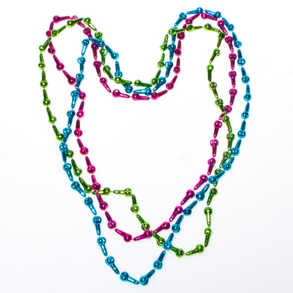 Colorful Willie Beads