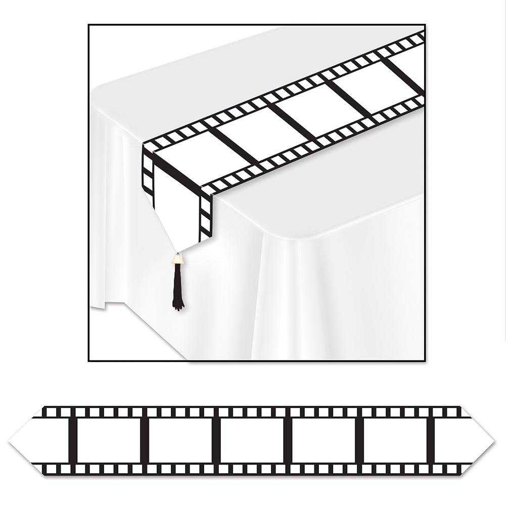 Filmstrip Table Runner