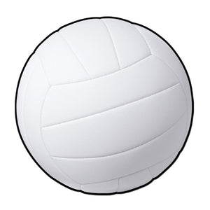 "13 1/2"" Volleyball Cutout"