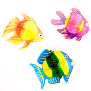 Art-Tissue Tropical Fish