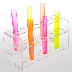 Test Tube Shot Rack