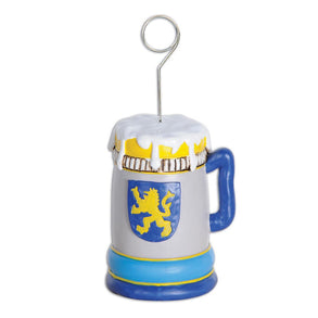 Oktoberfest Beer Stein Photo Holder