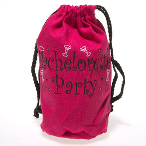 Bachelorette Party Drawstring Bag