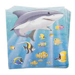 Under The Sea Beverage Napkins
