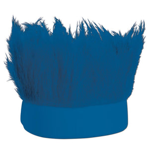 Hairy Blue Headband
