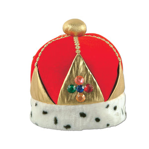 Plush Queen's Crown
