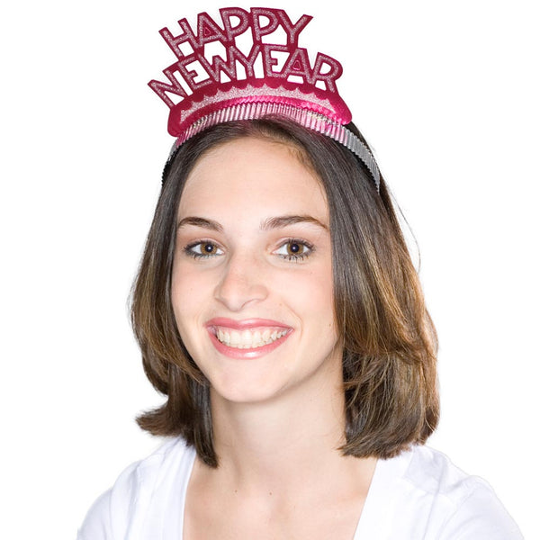 """Happy New Year"" Tiara"