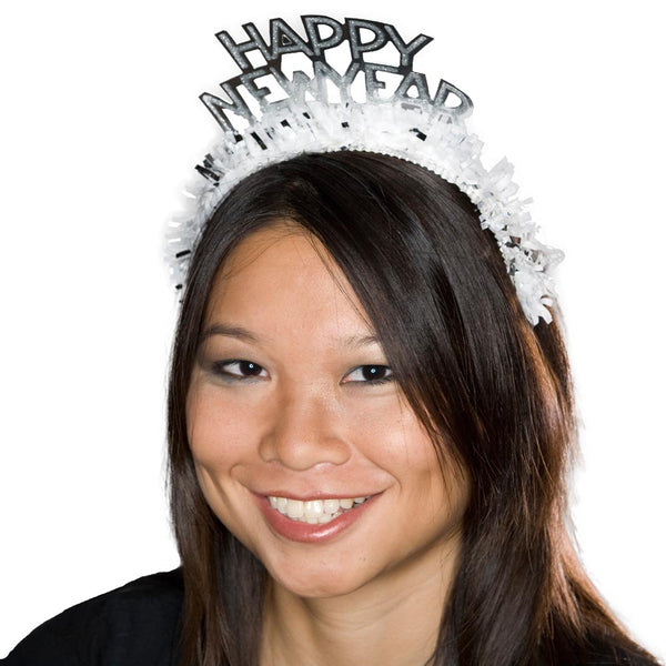 Regal Fringe New Year Tiara
