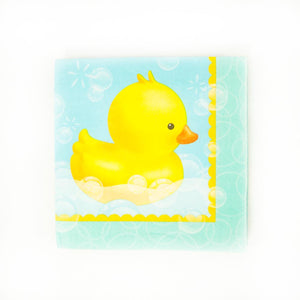 Rubber Ducky Lunch Napkins