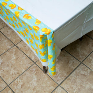Rubber Ducky Tablecover