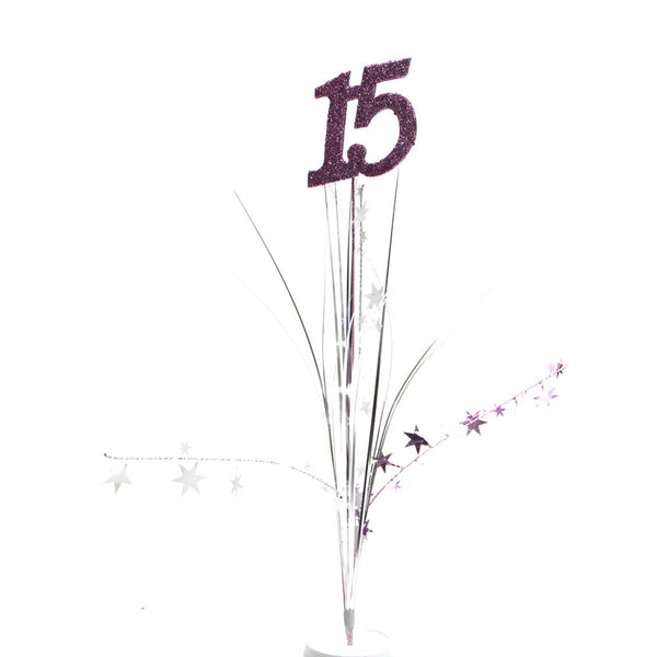 "Pink & Opal ""15"" Centerpiece Sprays -pkg/12"