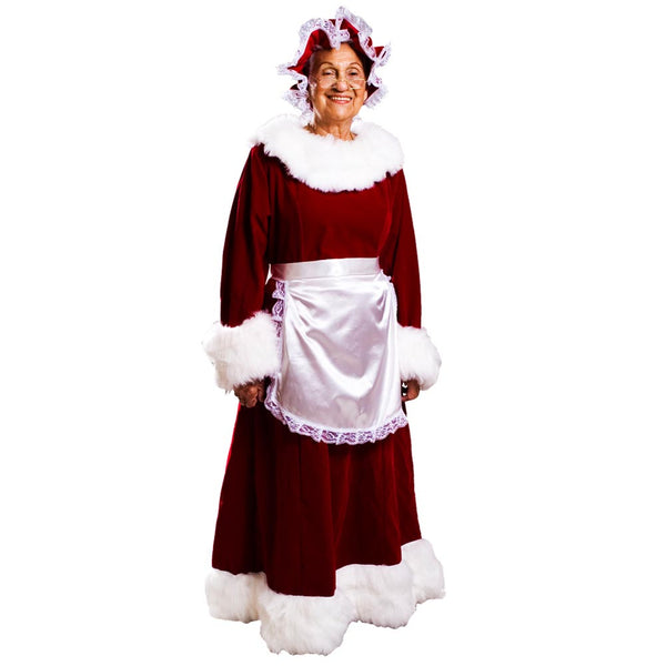 Mrs claus dress  century novelty