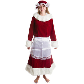 Mrs. Claus Dress (8-10)