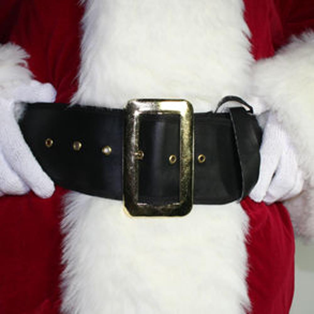 Large Naugahyde Santa Belt