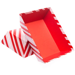 Candy Cane Decorative Trays