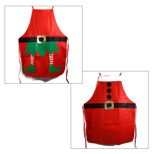 Adult Christmas Apron