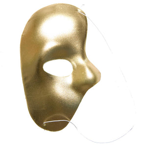Gold Phantom Mask