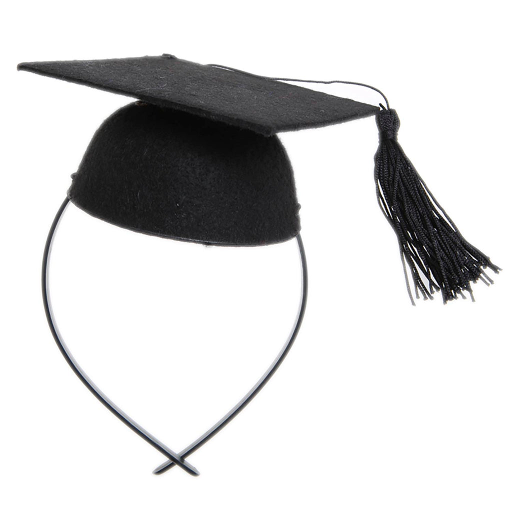Graduation Cap Fascinator