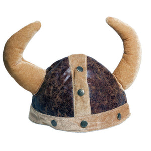 Brown Viking Hat