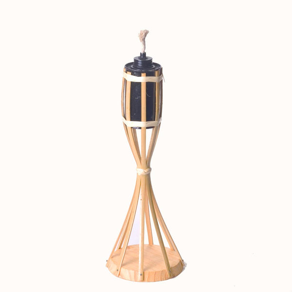 Natural Table Top Citronella Torch