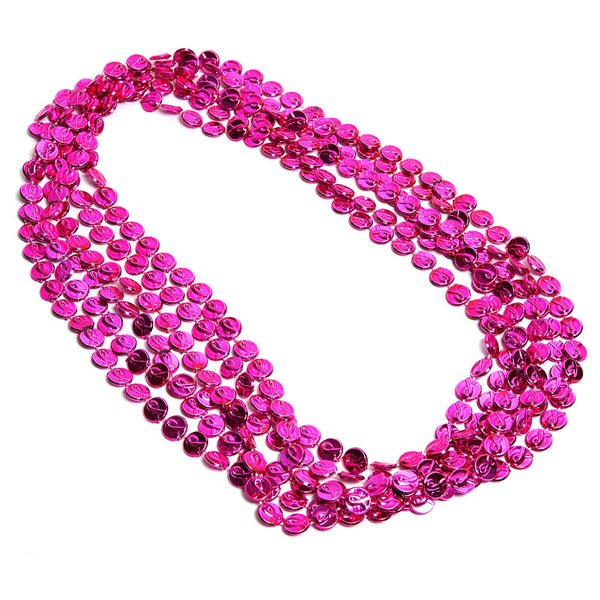 Breast Cancer Awareness Bead Necklaces