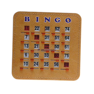 Bingo Slide Card