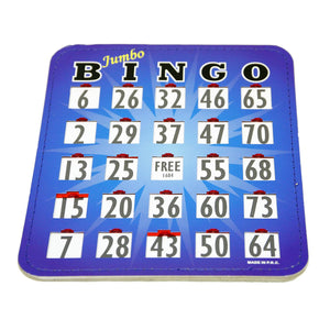 Jumbo Bingo Slide Card