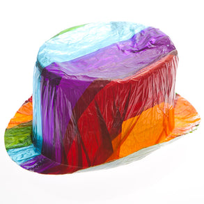 Rainbow Ritz Top Hat
