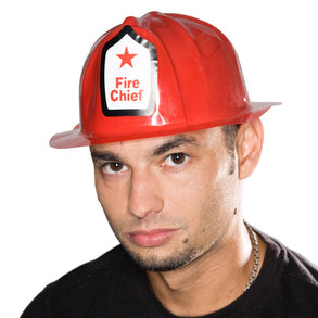 Adult Fire Chief Hat