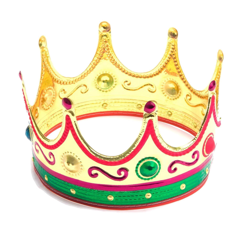 Multicolor Kings Crown