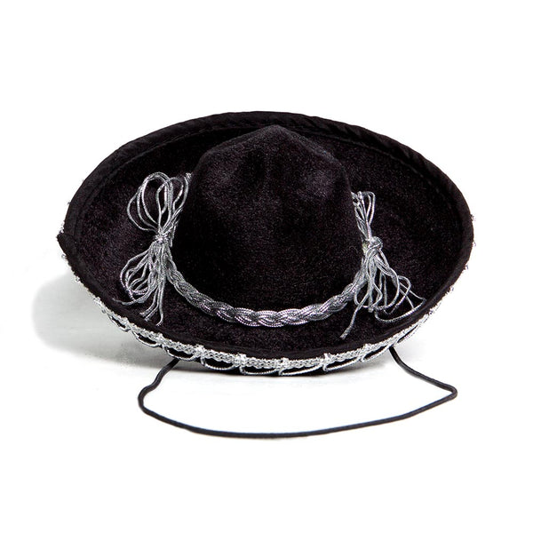 Sombrero Hat Fascinator