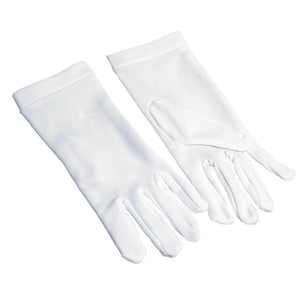 Children's White Gloves