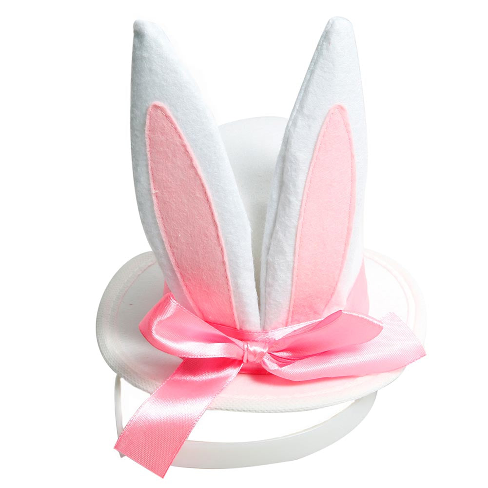 Bunny Ears Top Hat Fascinator