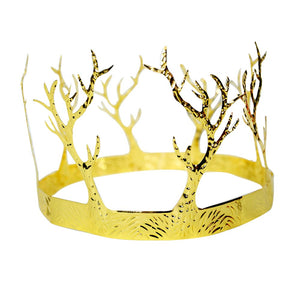Gold Branch Crown