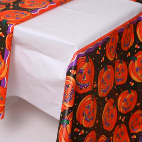 Pumpkin Tablecover
