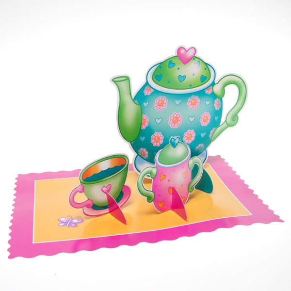 Tea Time Centerpiece