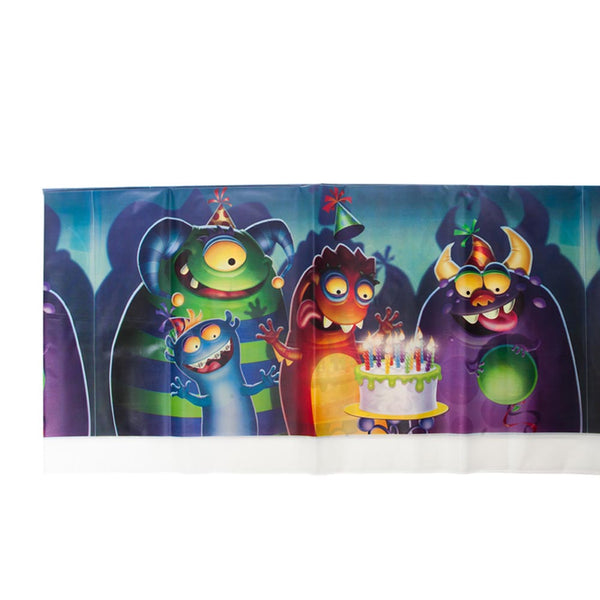 Birthday Monster Tablecover