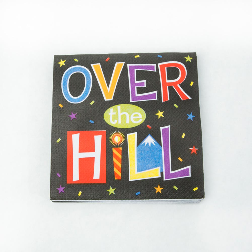 Over The Hill Lunch Napkins