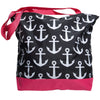 Large Anchor Tote Bag w/ Reinforced Bottom