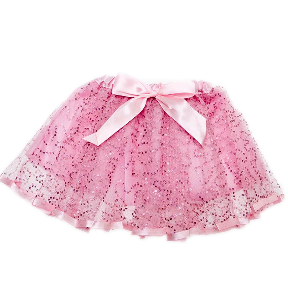 Deluxe Pink Spangling Tutu