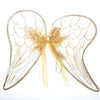 Gold Glitter Wings