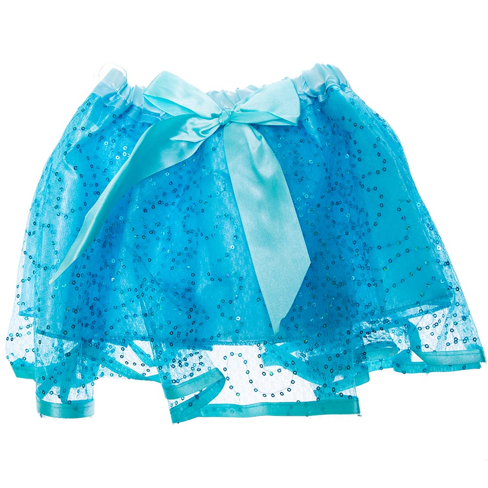 Deluxe Turquoise Spangling Tutu