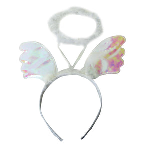 Angel Headband with Wings