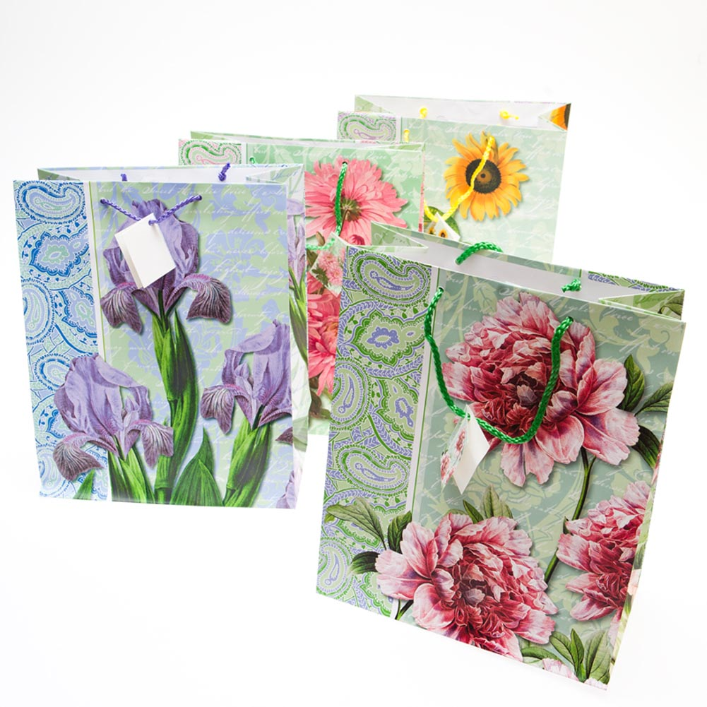 Large Full Bloom Gift Bags
