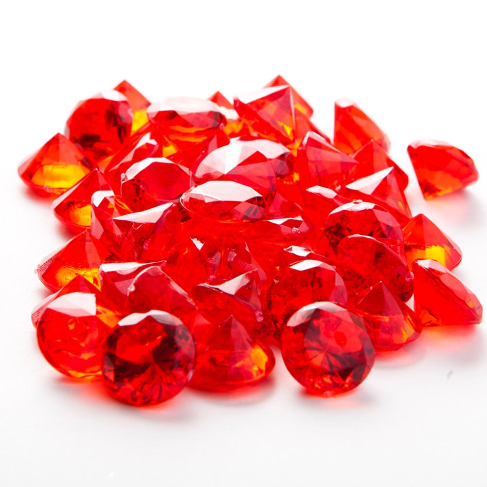 Red Pirate Mini Gems