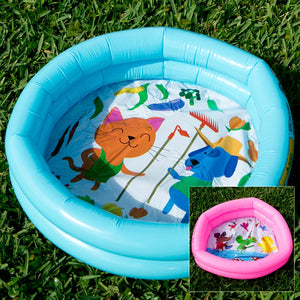 Mini Inflatable Duck Pond Pool