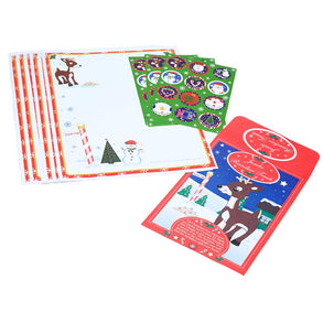 Reindeer Stationery Kit