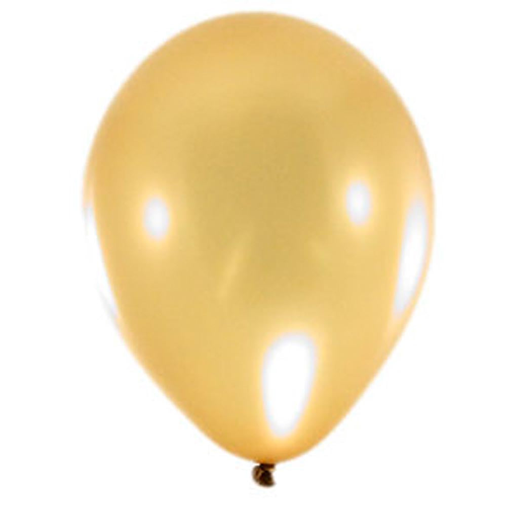 Gold Balloons - 11""